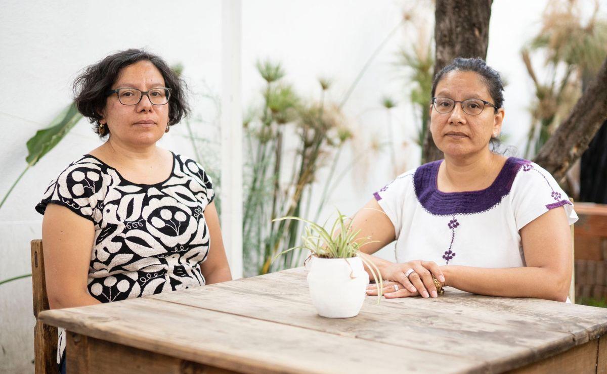 Piden hermanas Uruchurtu castigo a corrupción en Nochixtlán, causa de la desaparición forzada de Claudia