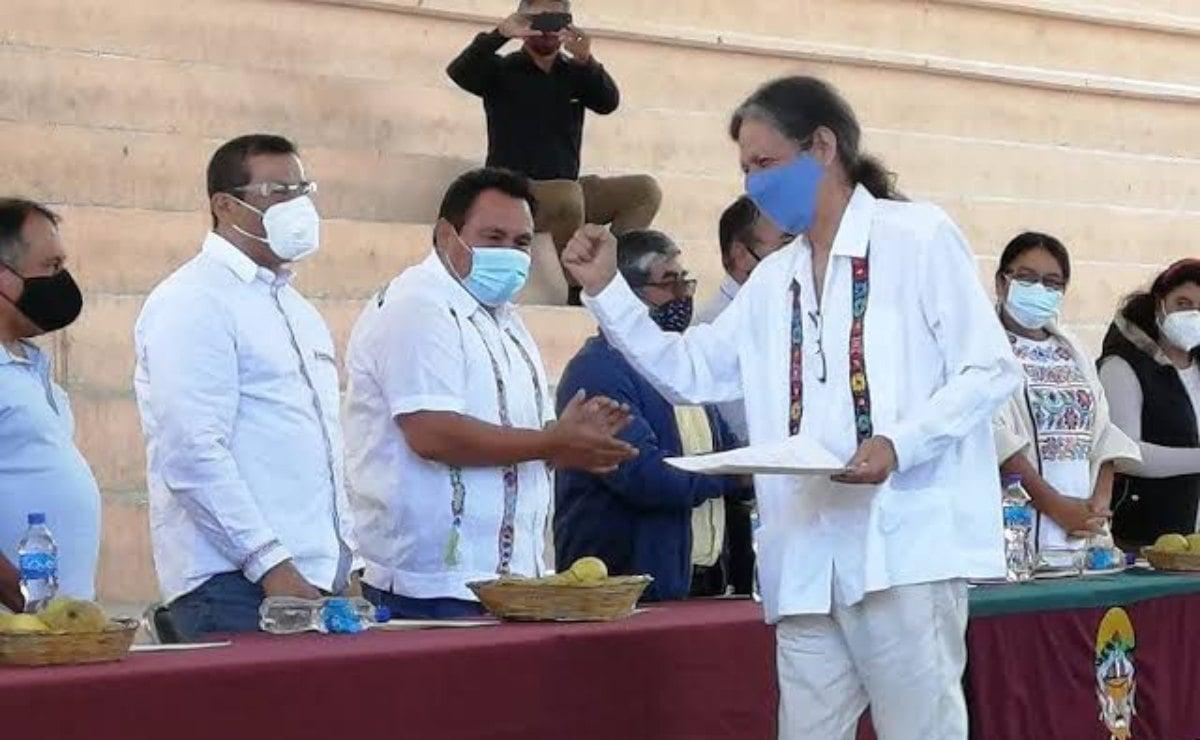 Universidad Comunal pide a Congreso de Oaxaca trazar ruta para cumplir sentencia de SCJN que la invalida
