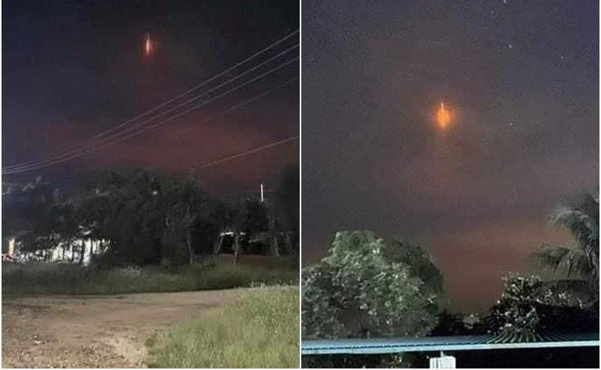 ¿Fenómeno atmosférico? Esto es lo que sabemos de las extrañas luces en el cielo del Istmo de Oaxaca