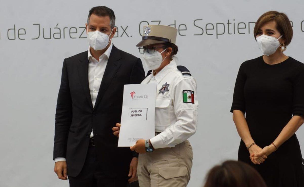 Promueven cultura del testamento en Oaxaca; en septiembre notarios cobrarán 50% y será gratis para primera línea Covid
