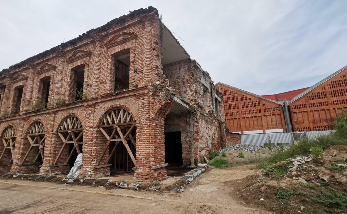 Palacio Municipal de Juchitán sigue en ruinas; reconstrucción apenas al 30%, a 4 años del terremoto