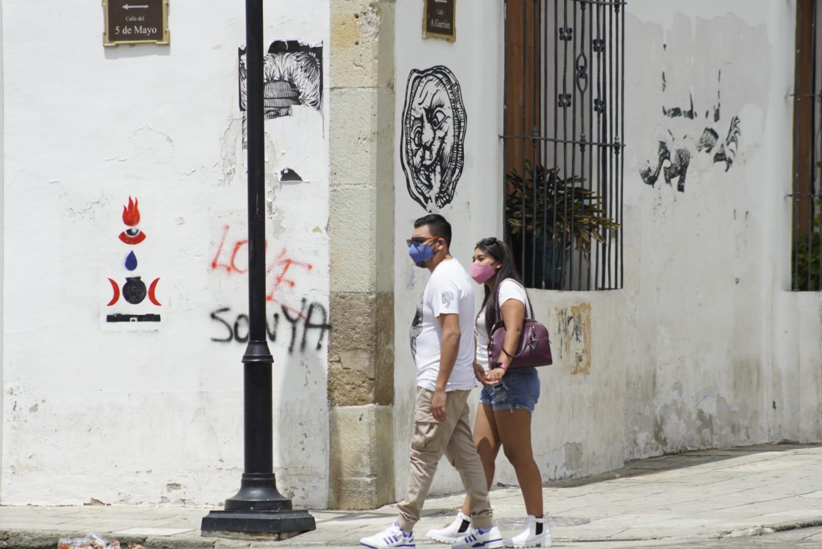 Registran 415 nuevos casos de Covid-19 en Oaxaca; hay mil 730 activos