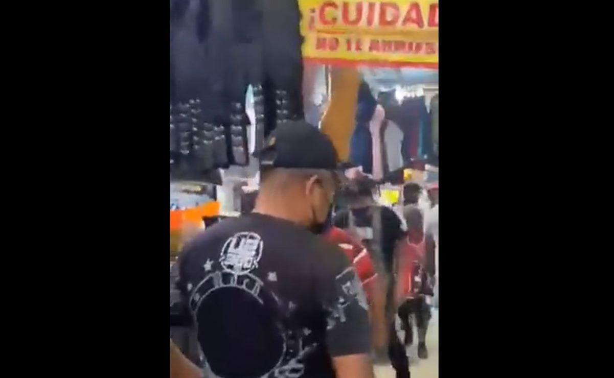 Acusan a policías de Oaxaca de extorsionar a comerciantes en Central de Abasto: no se permitirá corrupción, responde SSPO