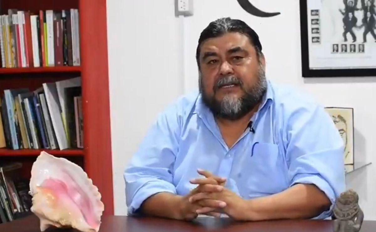 Flavio Sosa niega promover nuevo sindicato magisterial en Oaxaca; acusa ataques desde el IEEPO