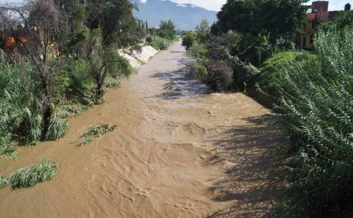 Monitorean presas y ríos de Oaxaca, ante aumento en nivel de agua a causa de las lluvias