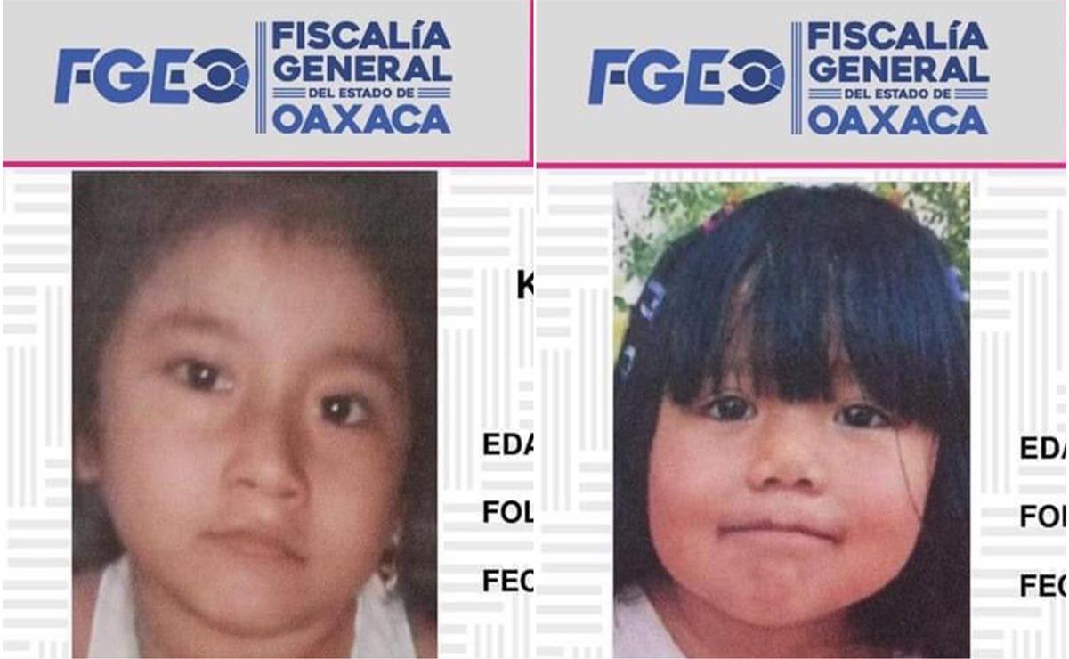Desaparece mujer que viajaba con sus hijas de 4 y 5 años en la Cuenca de Oaxaca; activan Alerta Rosa