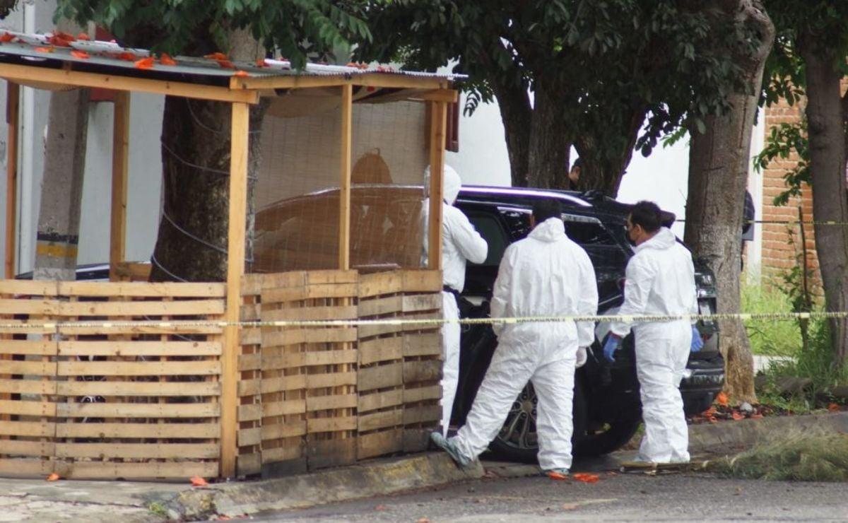 Asesinan en ataque directo a Enrique Pacheco, magistrado  del Tribunal de Justicia Administrativa de Oaxaca