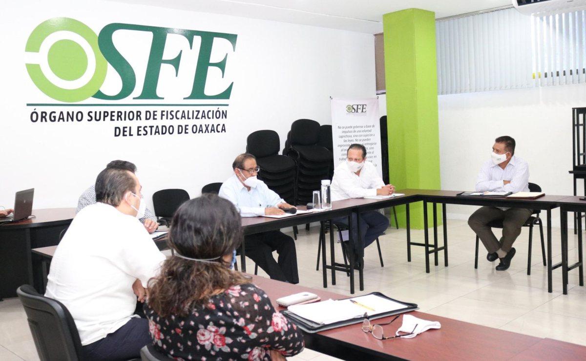 En Oaxaca, 498 municipios cumplieron con informe financiero; de las sierras Norte y Sur los más cumplidos