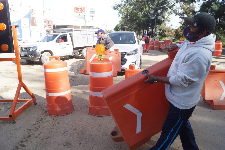 Vecinos de Candiani, ciudad de Oaxaca, piden solución a canal que se inunda y construcción de un andador