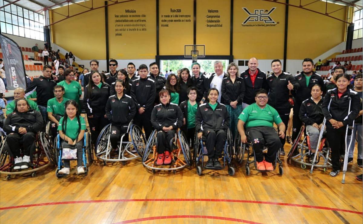 Clasifican 22 atletas oaxaqueños a los Paranacionales Conade 2021 en Cancún