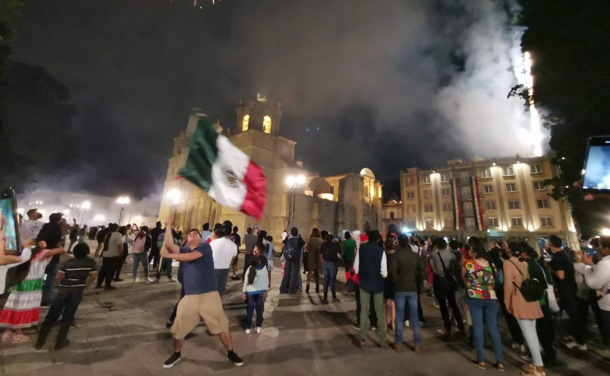 Reporta Secretaría de Seguridad Pública saldo blanco en Oaxaca tras celebraciones de  fiestas patrias