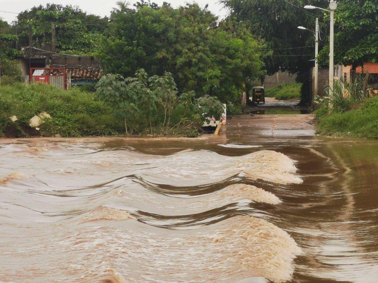 """Pide edil de Juchitán a AMLO declarar a esta ciudad de Oaxaca como """"zona de emergencia"""" por lluvias"""