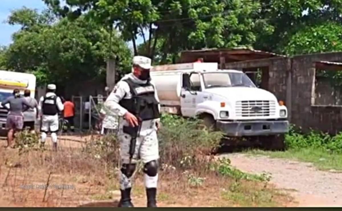 Liberan a mujer embarazada que hombre mantuvo cautiva por 7 horas en Tehuantepec, Oaxaca; policías asesinan al captor