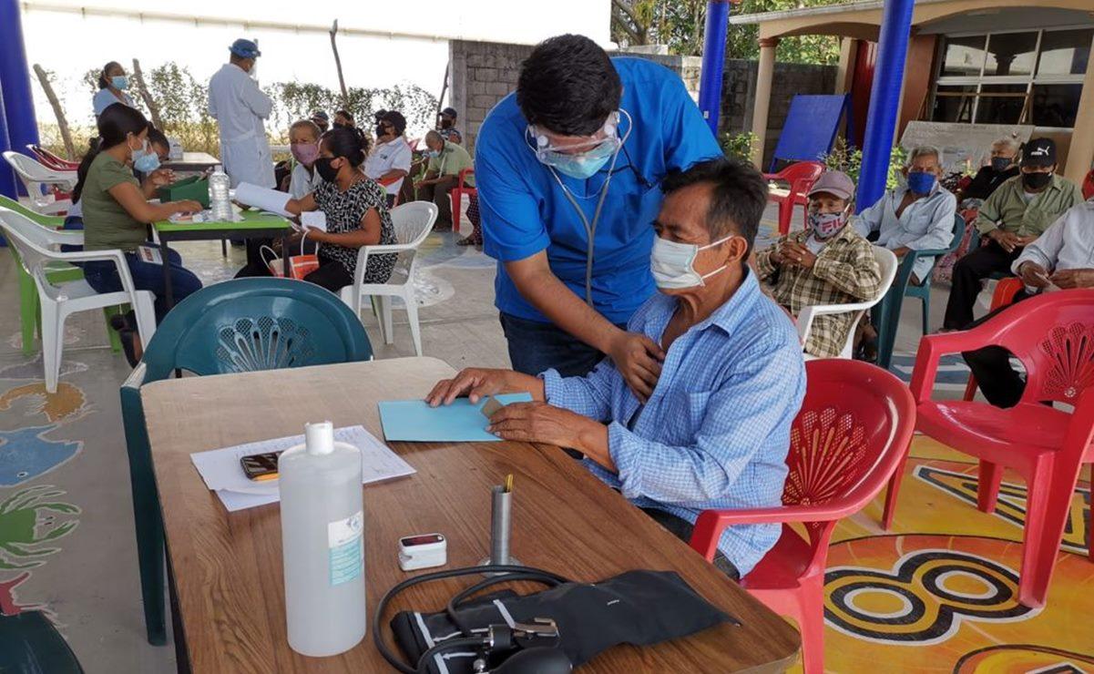 Se mantienen en semáforo rojo de Covid 4 municipios del Istmo de Oaxaca: Juchitán lleva 2 meses en alerta máxima