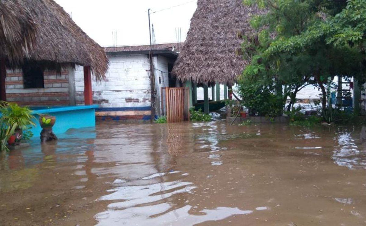 Municipios del Istmo de Oaxaca, quebrados por el Covid y sin recursos para afectados por inundaciones