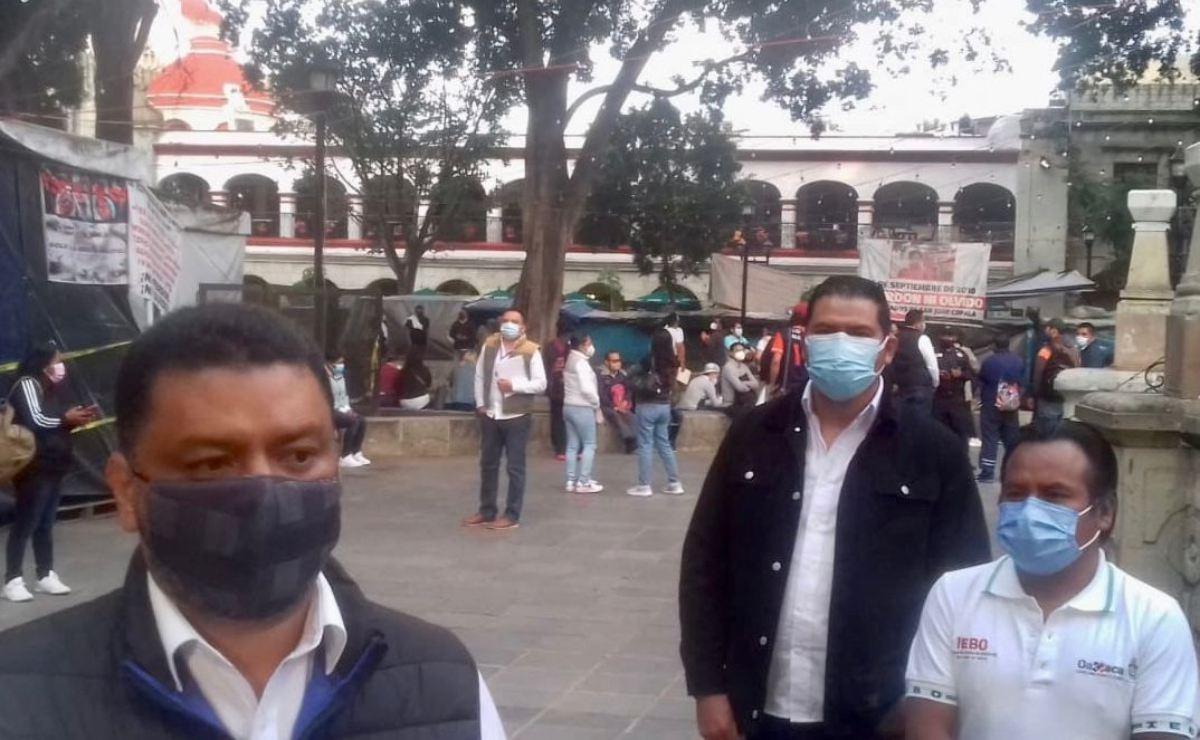 Instituto de Bachillerato de Oaxaca no comprobó destino de retenciones a trabajadores, acusa sindicato