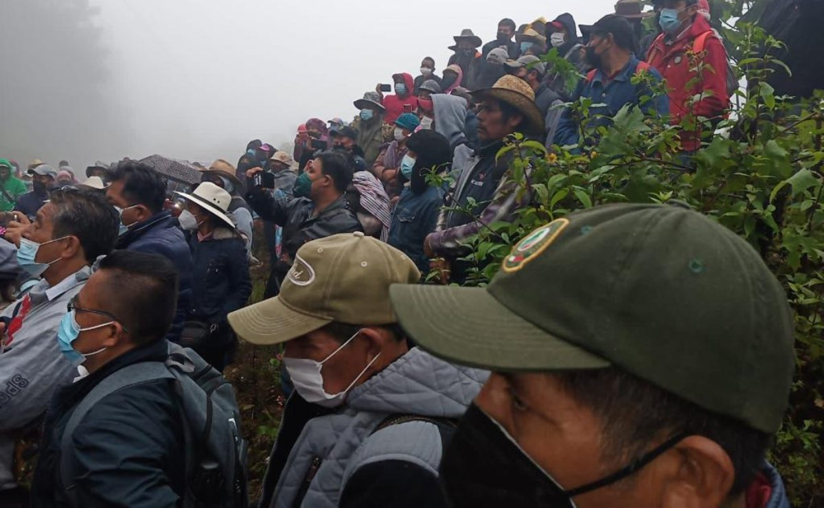 Debe respetarse posesión de tierra de comuneros afectados de Ayutla Mixe, dice la Procuraduría Agraria