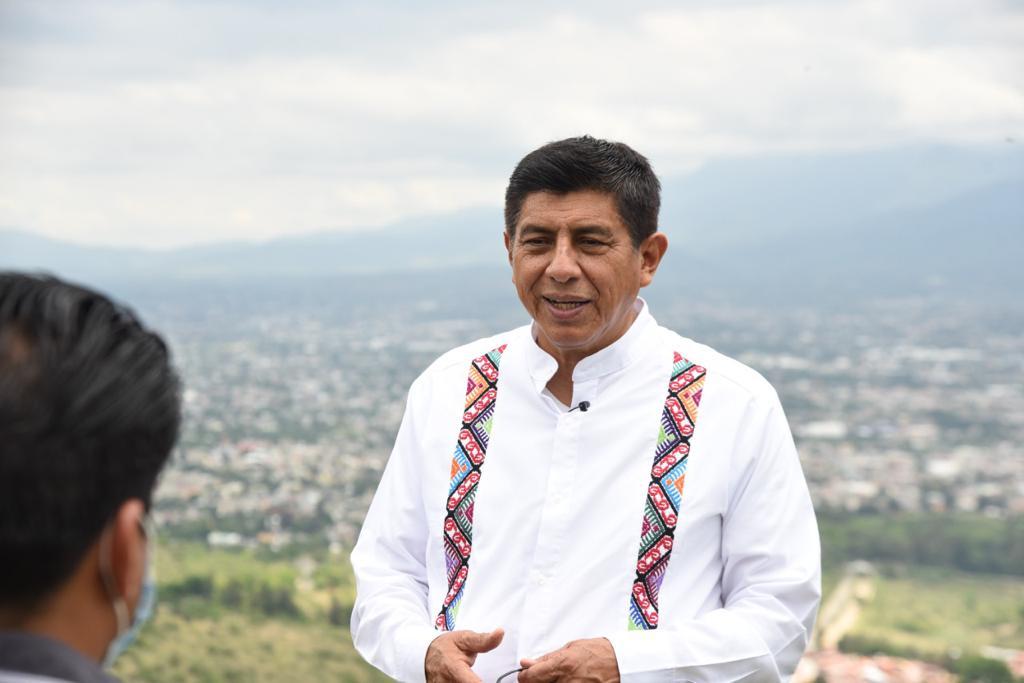 Oaxaca recibirá 46 mil 770 mdp para infraestructura y bienestar en 2022, recursos están blindados: Salomón Jara