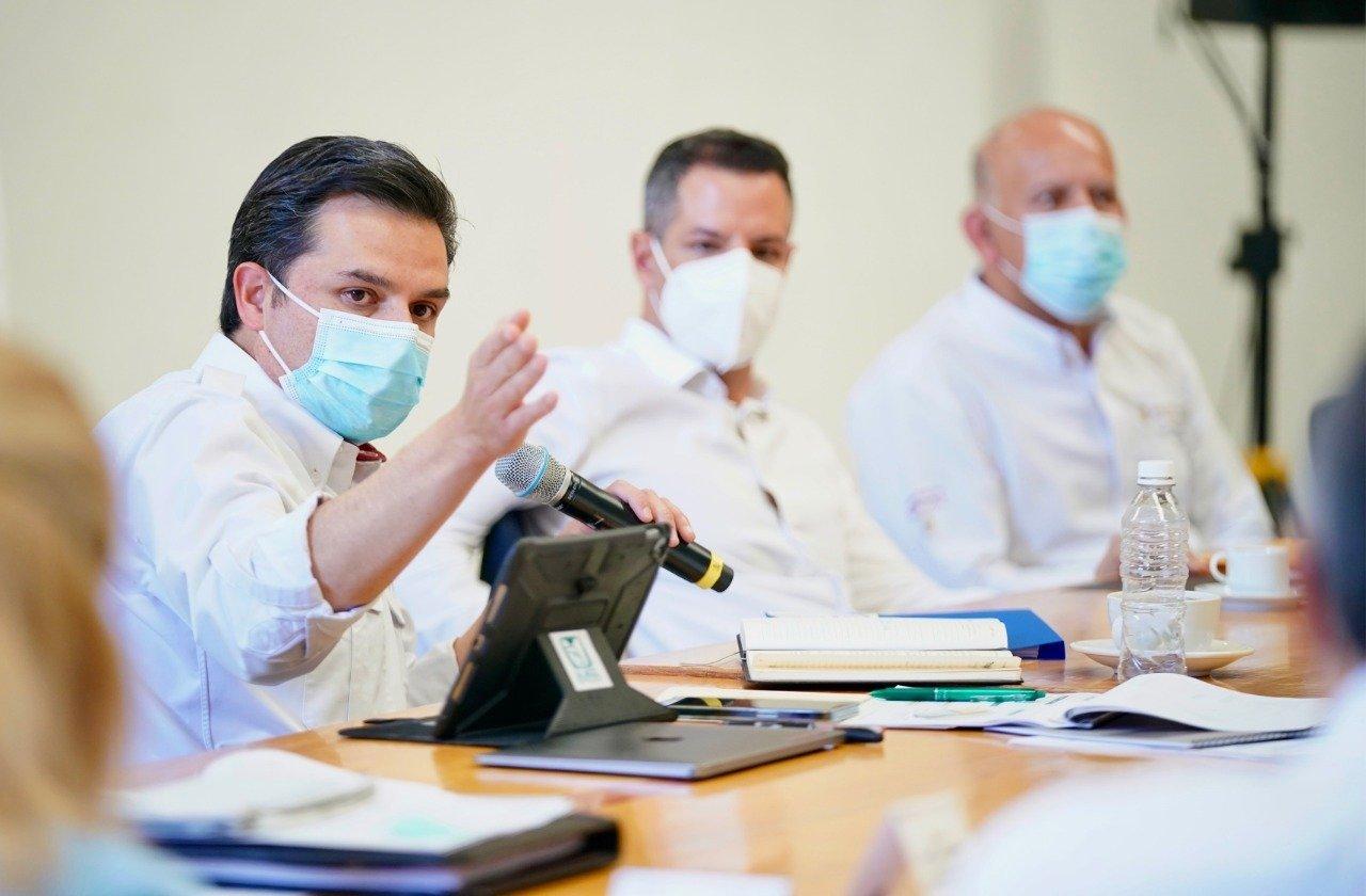 Gobierno de Oaxaca presentará propuesta a la Federación para ordenamiento conjunto del sector Salud