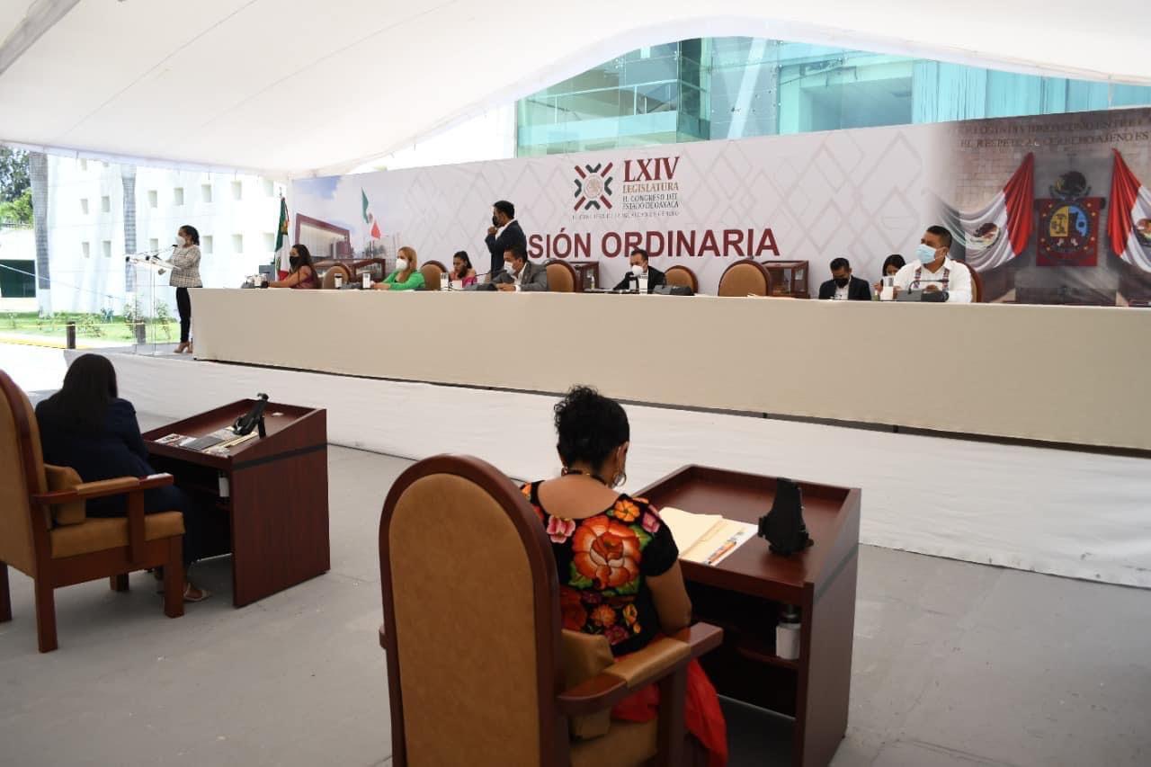 Congreso de Oaxaca aprueba comparecencia del titular del Órgano de Fiscalización, para informar sobre cuentas públicas y deuda