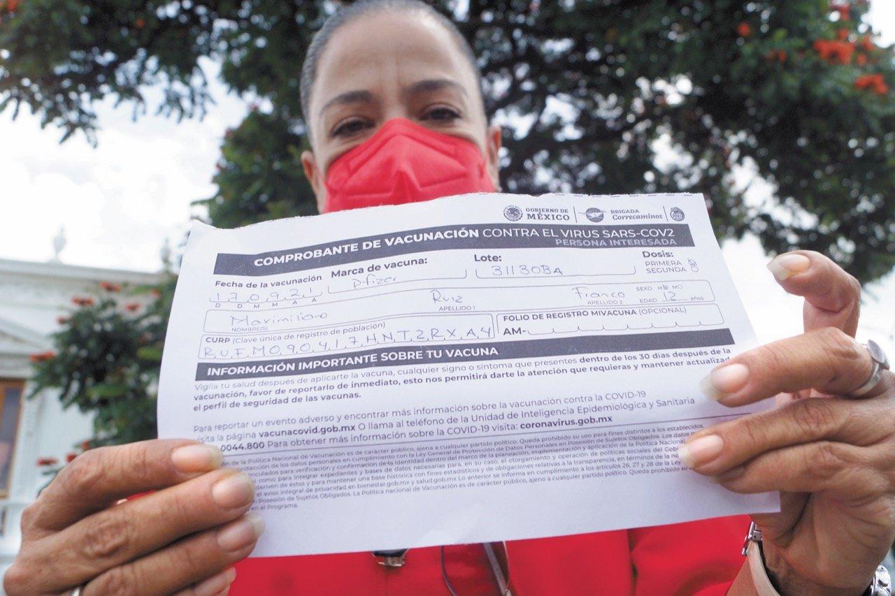 'Muerte de un niño enluta al país entero', dice abogada que acompaña amparos para vacuna antiCovid en Oaxaca
