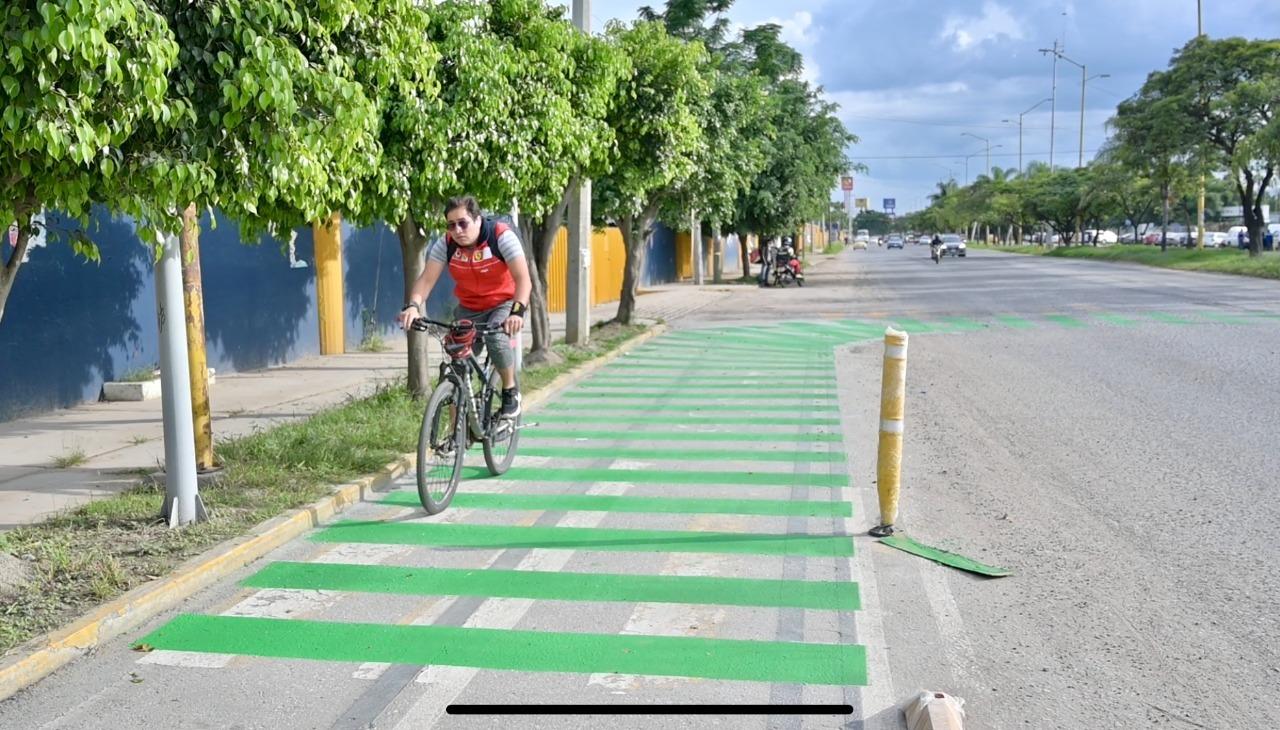 Con Biciruta a Santa Lucía del Camino, Oaxaca se convierte en 'referente nacional de movilidad': Sedatu