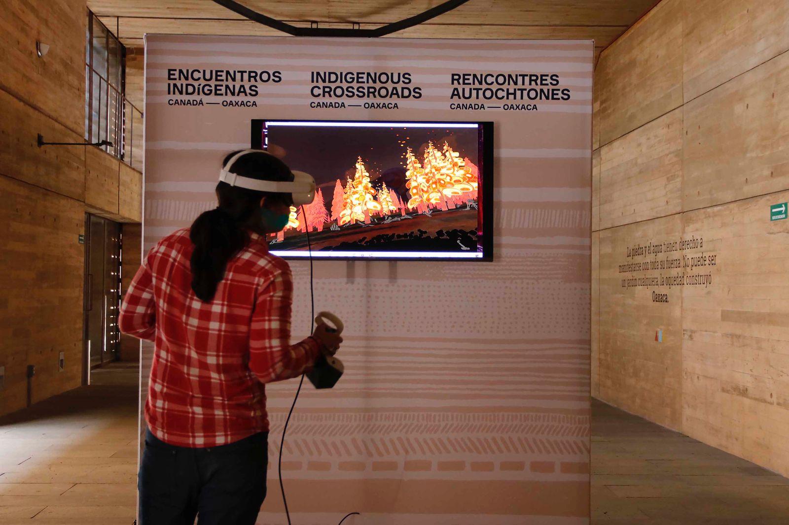Emplean realidad virtual para promover conciencia para el cuidado del medio ambiente