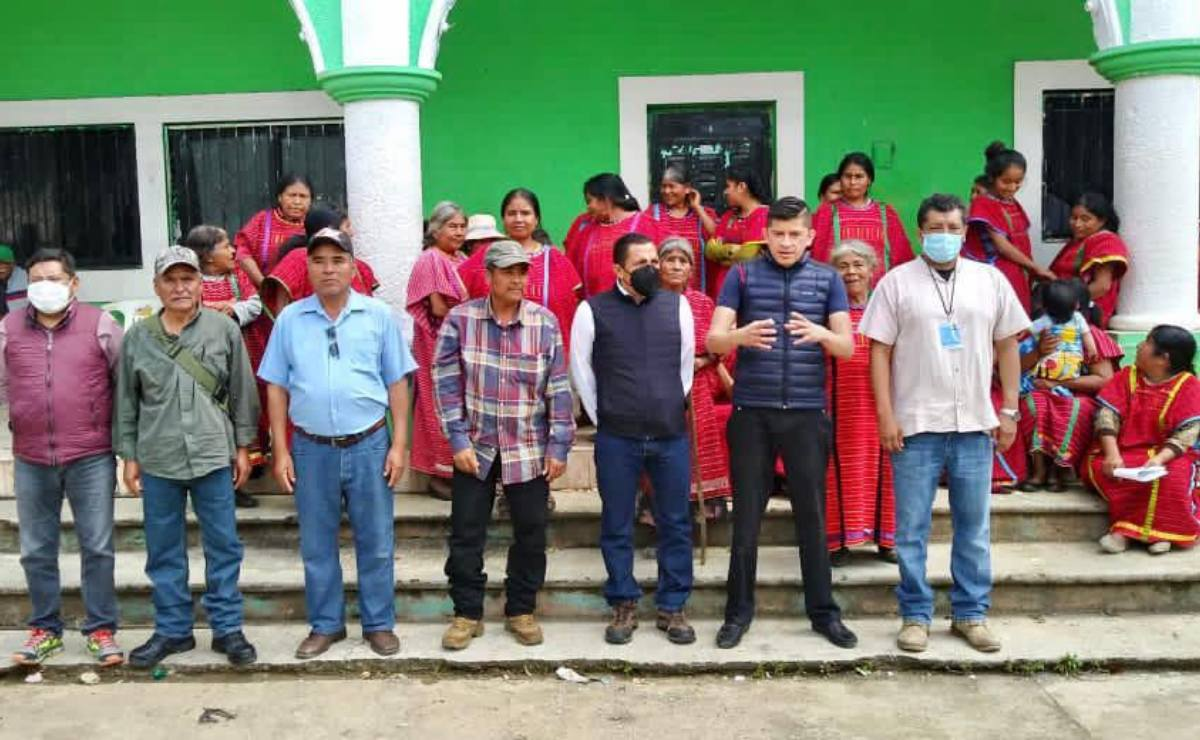 Ubisort rompe negociaciones con gobierno de Oaxaca para alcanzar la paz en zona triqui