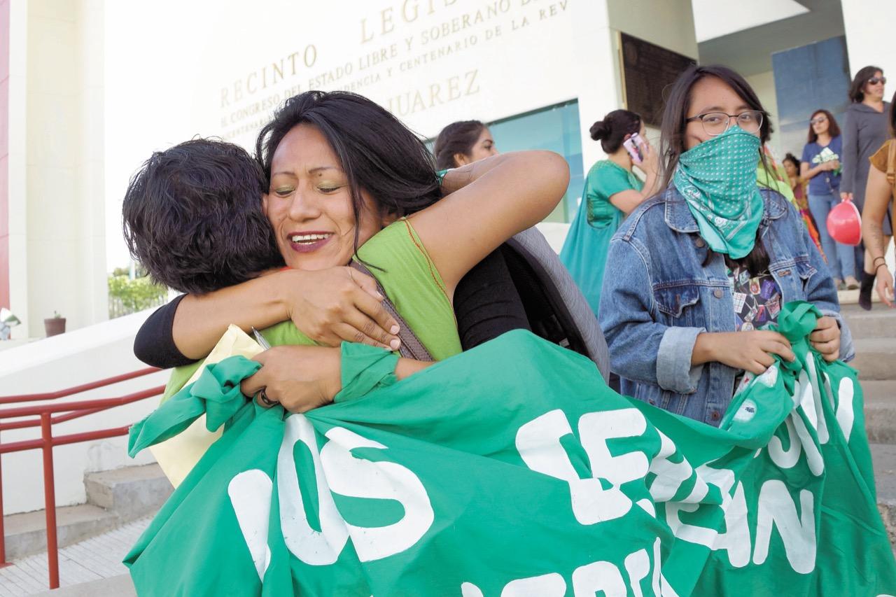 Aborto legal en Oaxaca. A dos años de despenalización, derecho de todas pero acceso para algunas