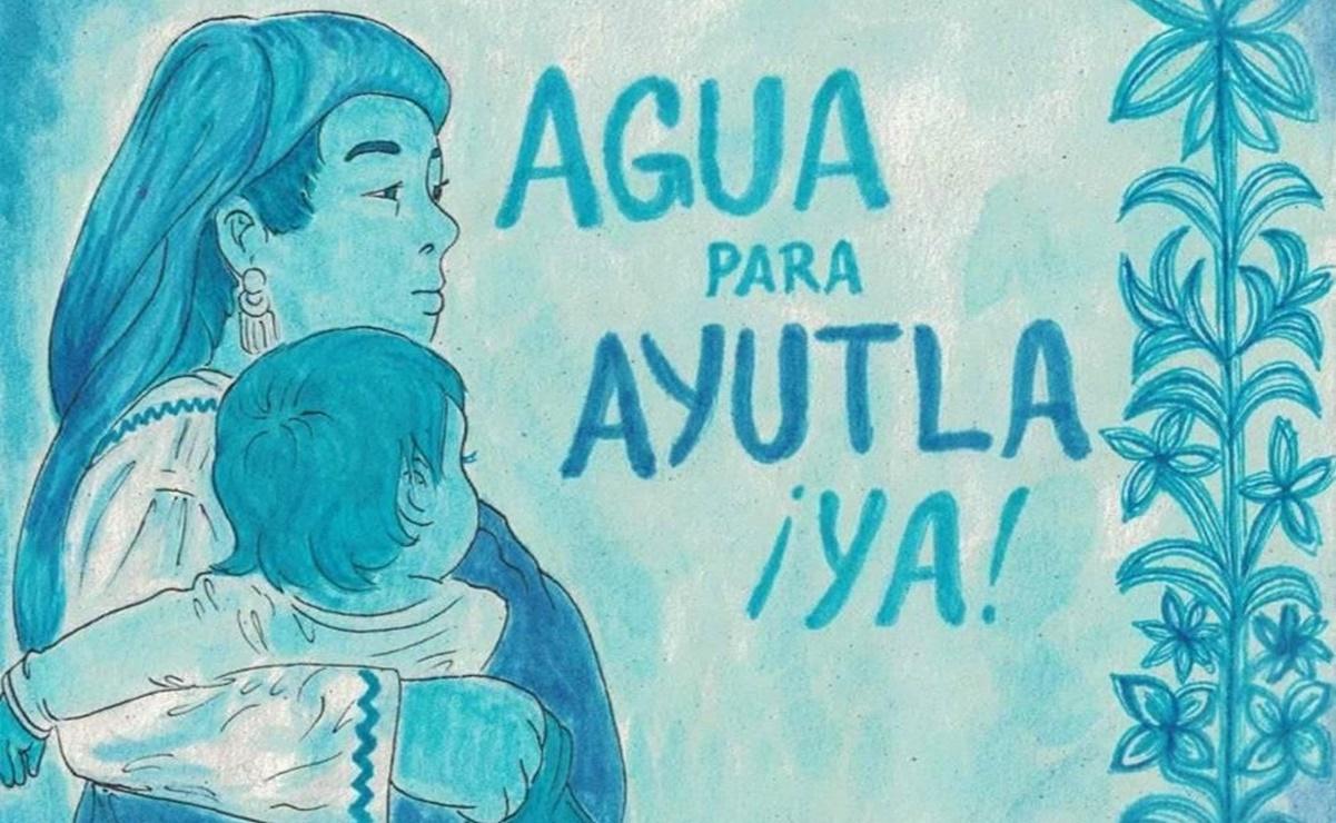 Piden no criminalizar y respetar derechos a defensoras del agua y la tierra en Ayutla Mixe, Oaxaca