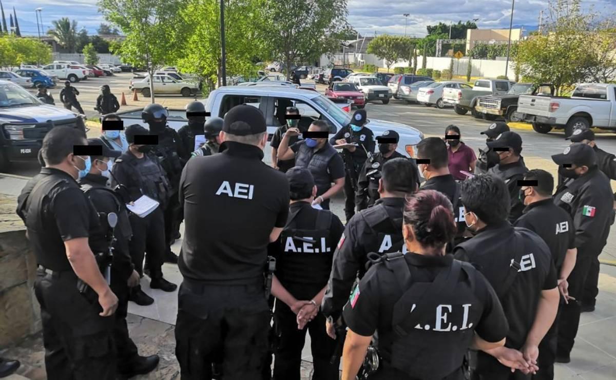 Deja un muerto enfrentamiento de GN y AEI con presuntos narcomenudistas en San Francisco del Mar, Oaxaca