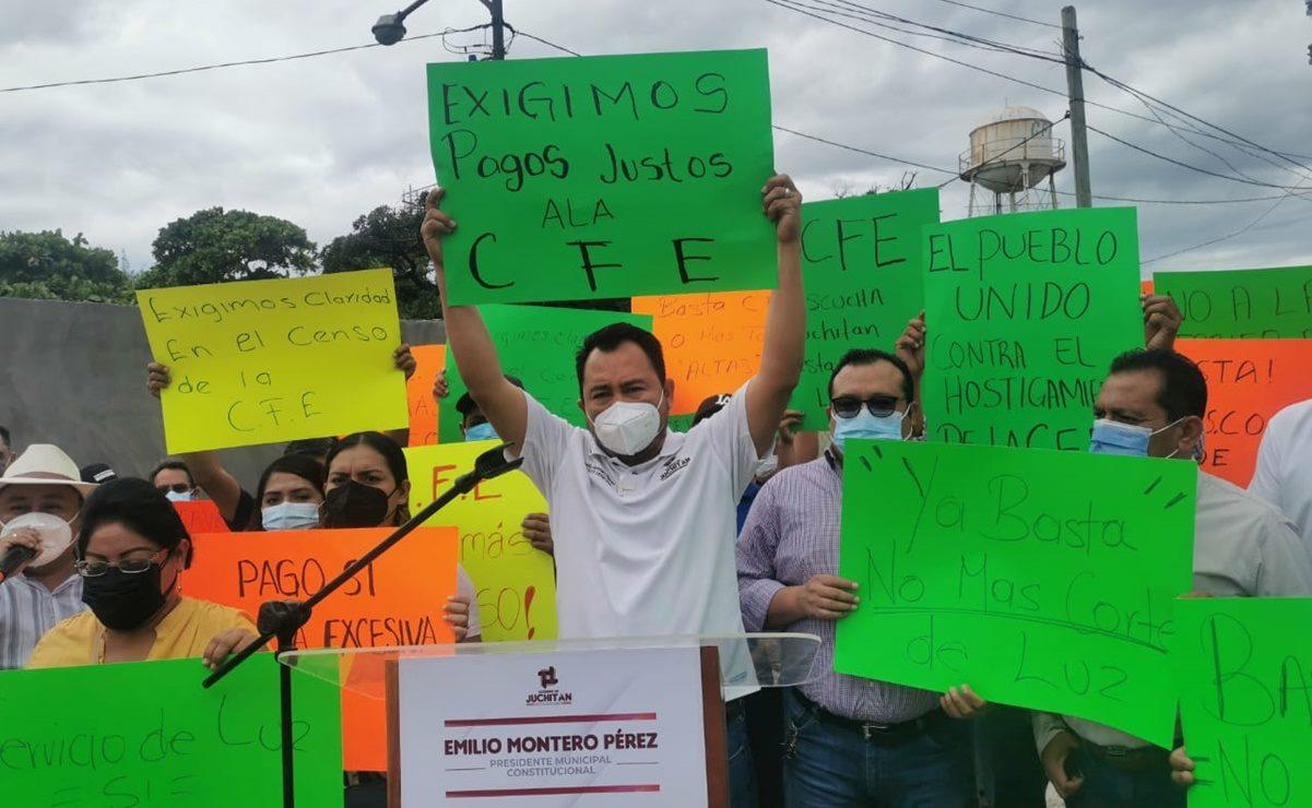 Asamblea de Pueblos Indígenas del Istmo, Oaxaca, presenta iniciativa de reforma a la CFE