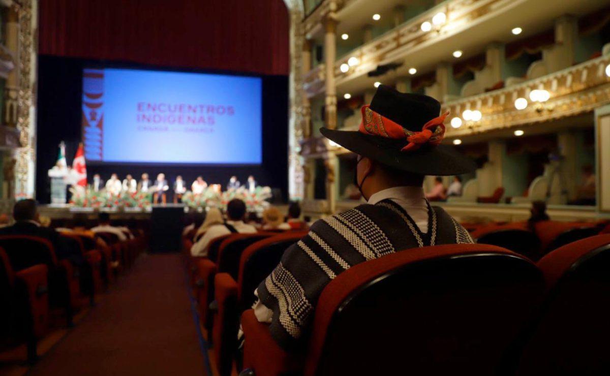 Denuncias contra las mineras no serán abordadas en el festival Encuentros Indígenas Canadá-Oaxaca