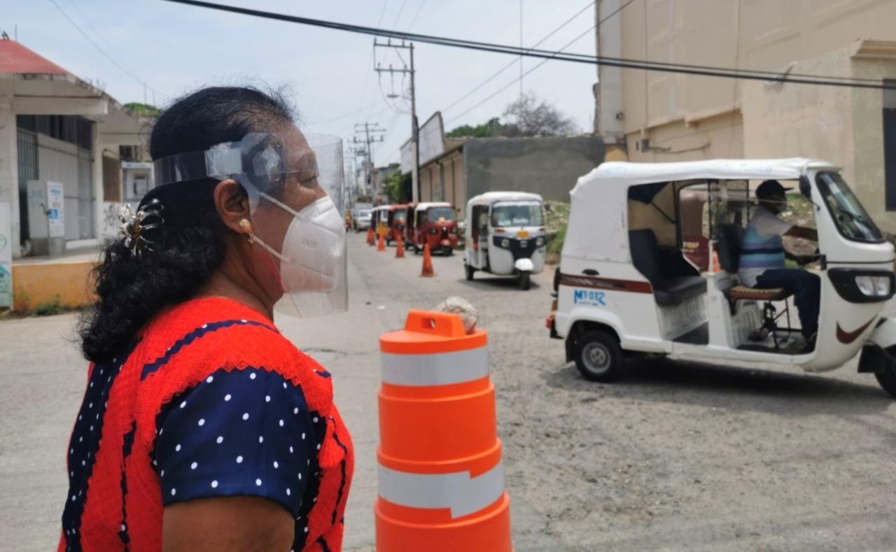 Septiembre ha sido el mes más letal para Juchitán por Covid-19; registran 52 muertes