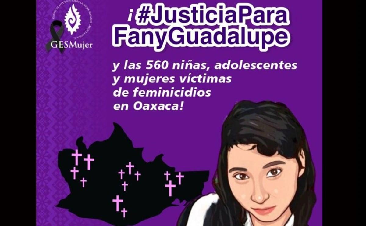 Investiga fiscalía de Oaxaca omisiones de su personal en el presunto feminicidio de Fanny