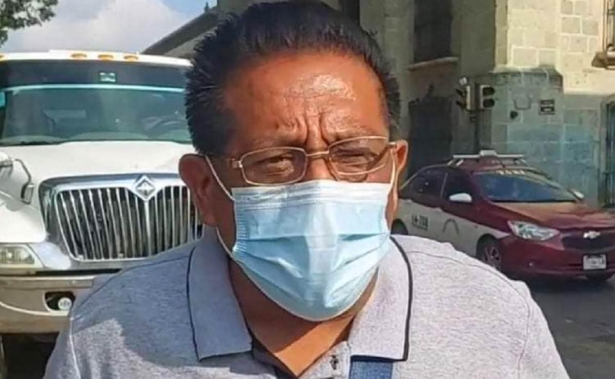 Fiscalía de Oaxaca detiene a tres personas por el asesinato de líder transportista de la CJM