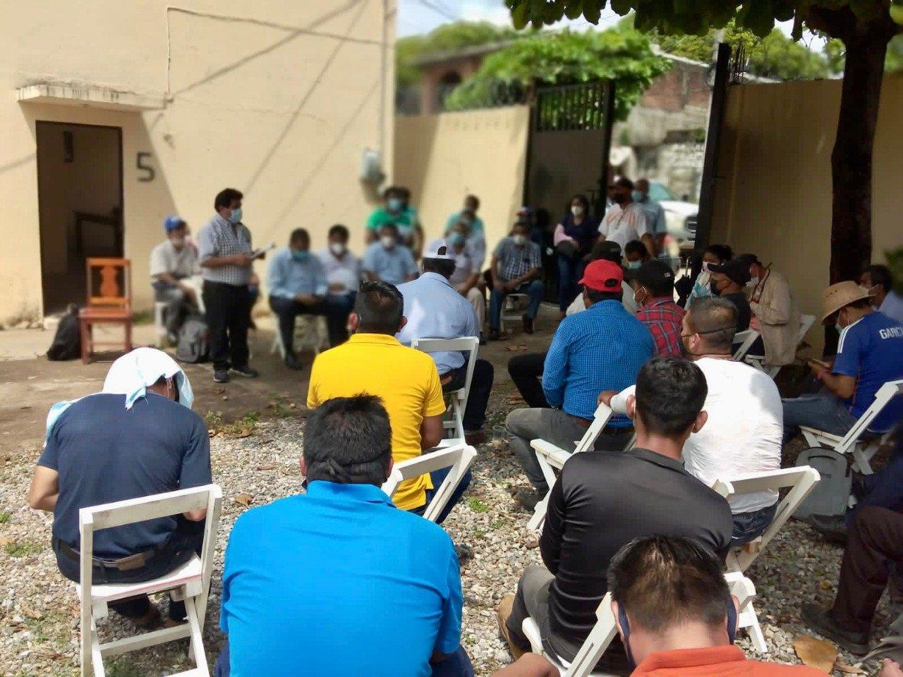 Tras bloqueo en Panamericana, Segego dialoga con autoridades de San Miguel Chimalapa, Oaxaca