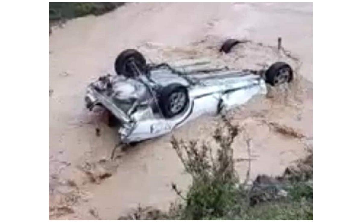Tras lluvias, desaparecen 2 personas que fueron arrastradas por río en San Juan Mixtepec, Oaxaca