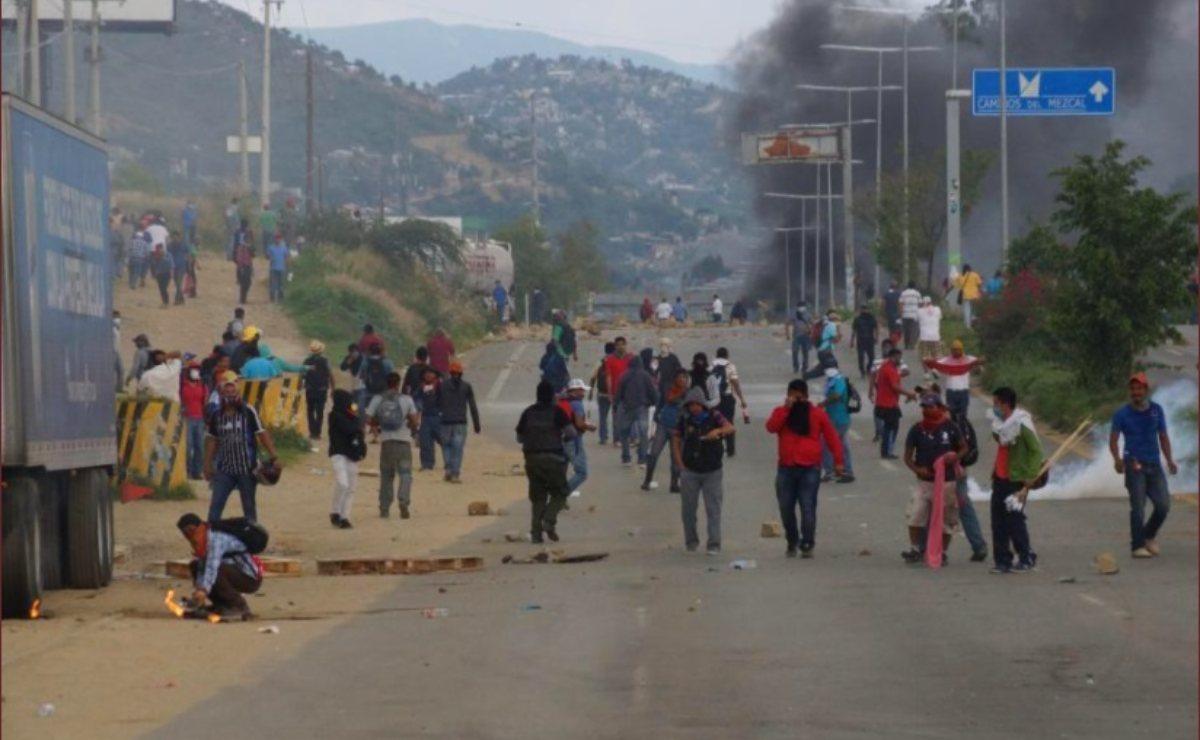 CNDH investiga actos de tortura en hechos de Nochixtlán
