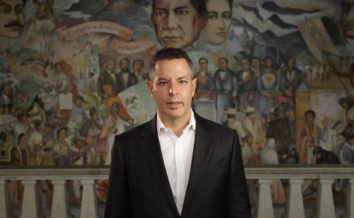 Anuncia Murat ajustes en puestos de trabajo de 44 dependencias; Oaxaca ahorrará 123 mdp, dice