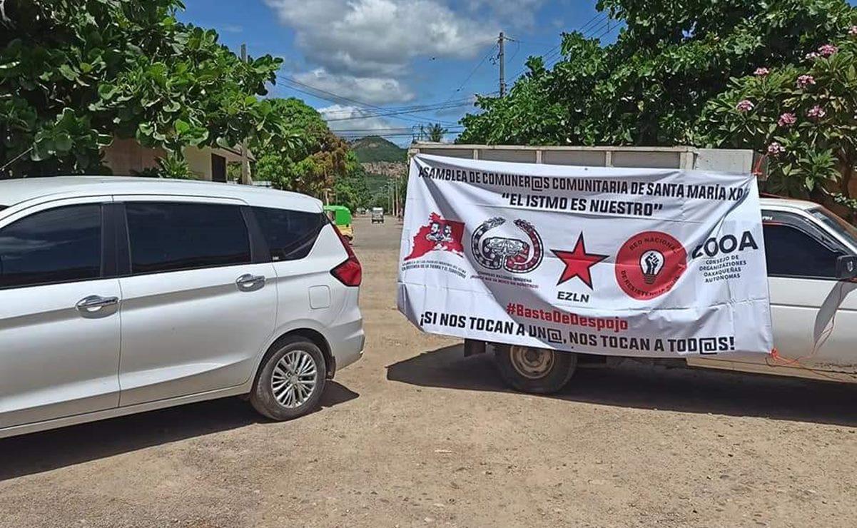 Comuneros toman Procuraduría Agraria en Tehuantepec, Oaxaca; exigen destitución de representante
