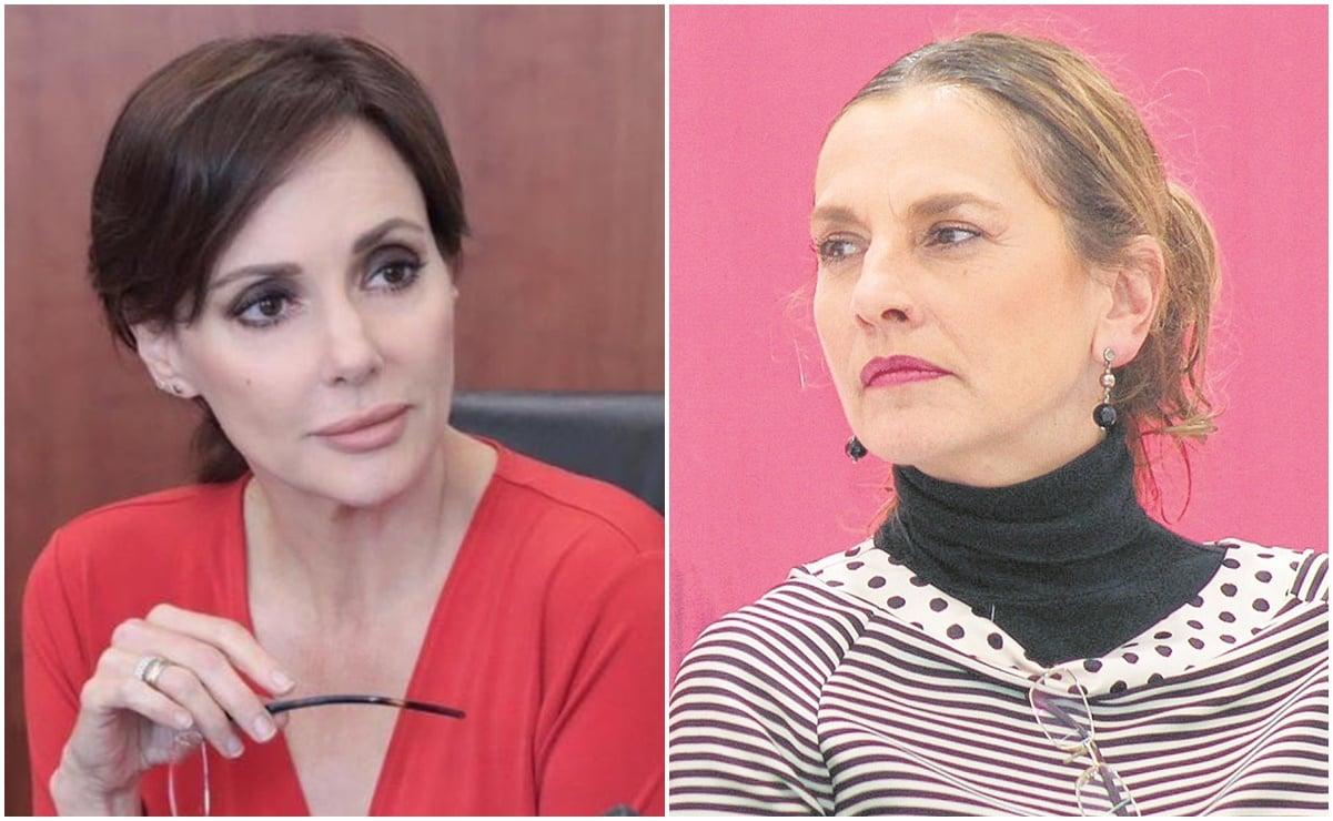 """""""No quiero que ninguna mujer sea ofendida"""": Gutiérrez Müller condena amenazas contra Lilly Téllez"""