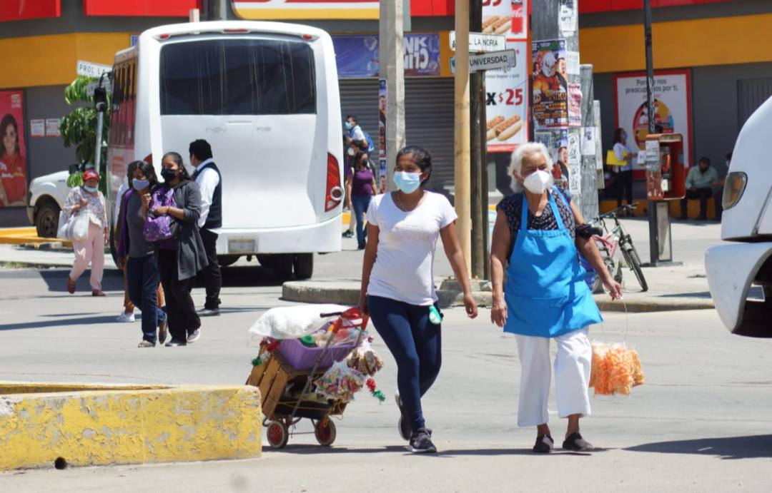 Registra Oaxaca 20 padecimientos y 133 nuevos casos de Covid-19 en las últimas 24 horas
