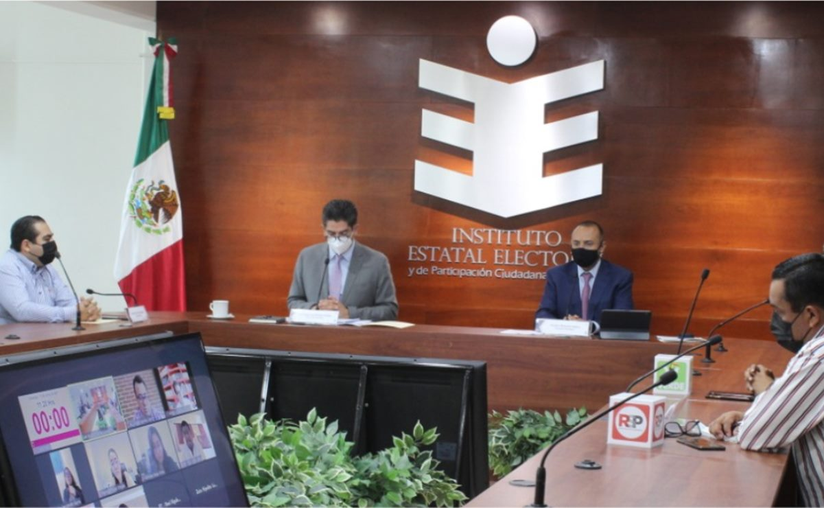 IEEPCO aprueba solicitar más de 278 millones de pesos durante ejercicio fiscal 2022