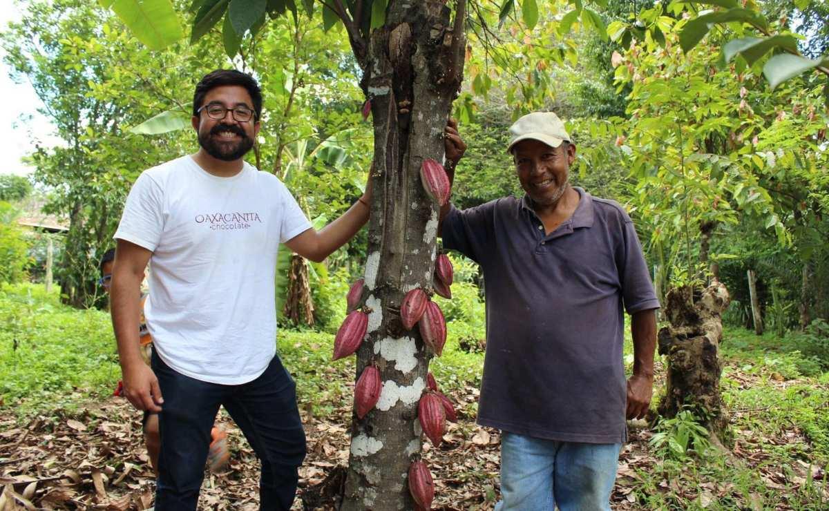 Anuncian Escuelita del Cacao, proyecto que busca impulsar a una nueva generación de productores en Oaxaca