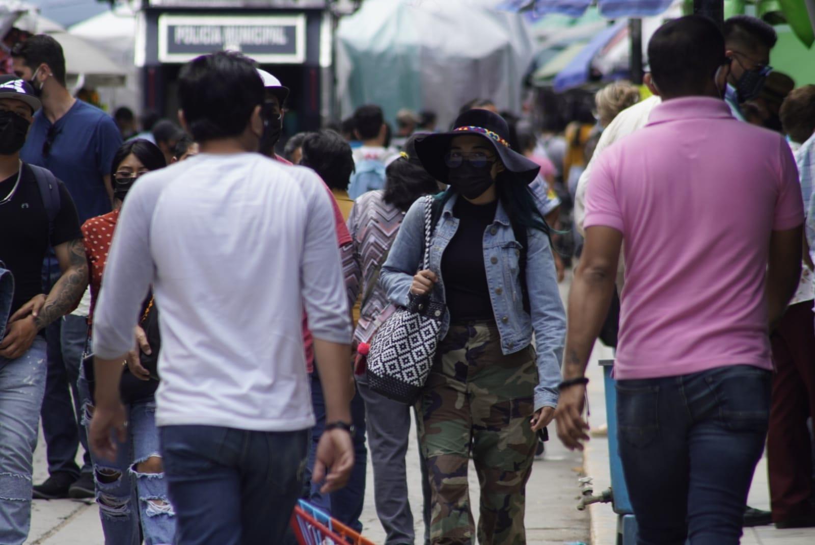 Registran 154 nuevos casos de Covid-19 en Oaxaca; 610 casos se mantienen activos