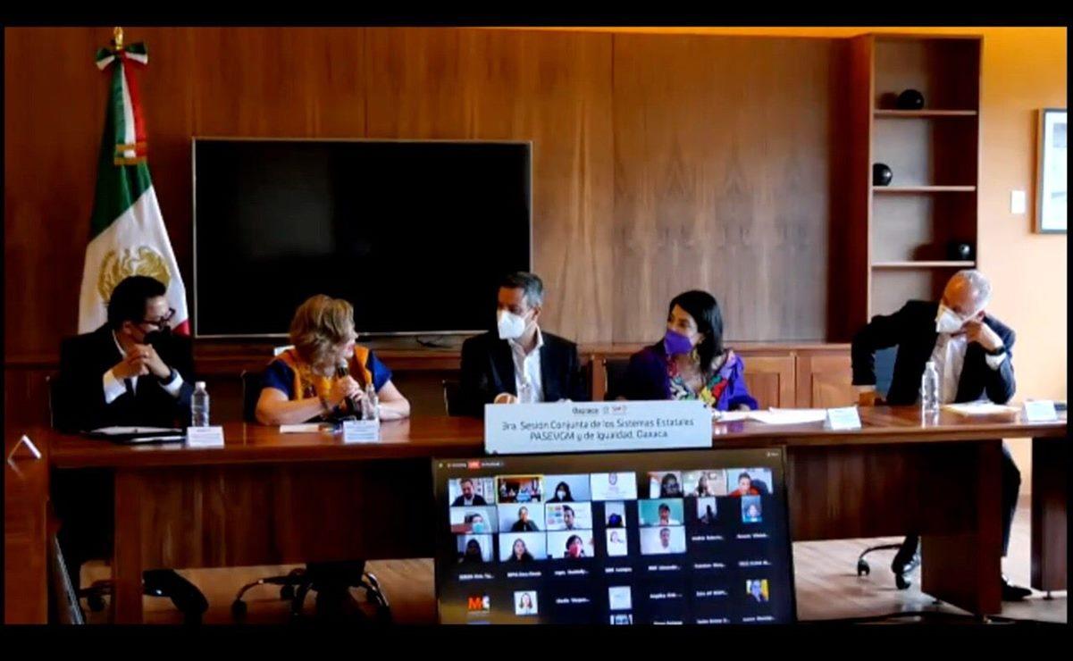 Presentan protocolo para atender hostigamiento sexual en Oaxaca
