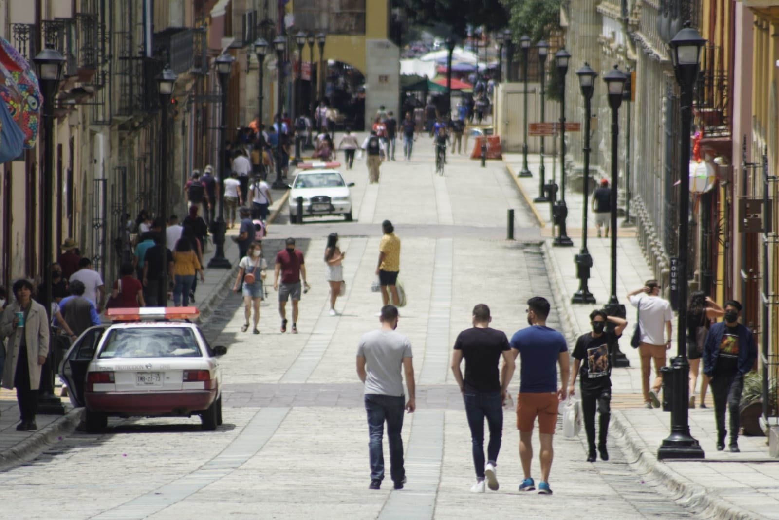 Suma Oaxaca 218 casos positivos nuevos de Covid-19 en últimas 24 horas; 10 personas fallecieron