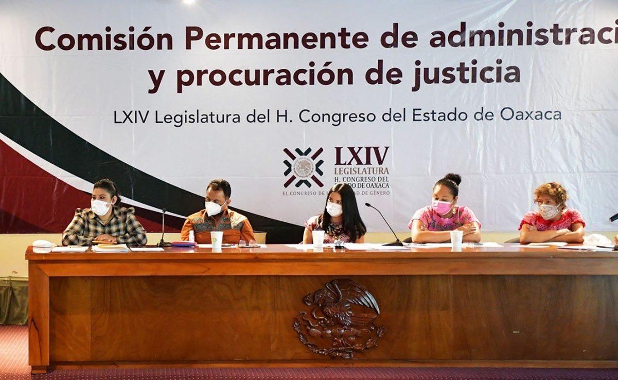 Listas las ternas para magistrados del TSJO; Congreso de Oaxaca deberá elegir cinco