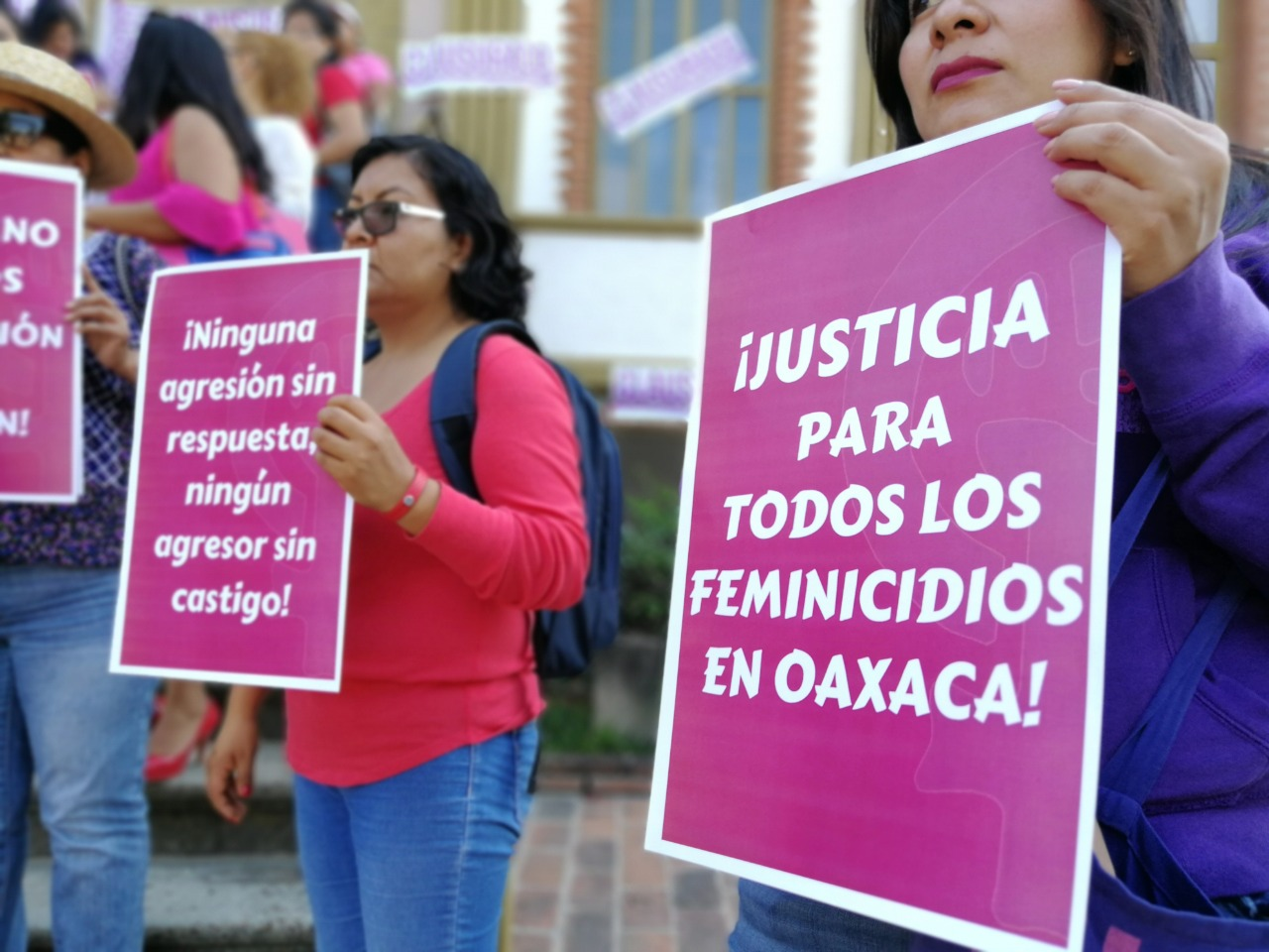 Procesan a probable feminicida de una mujer y su hija de 8 meses en Nazareno Etla